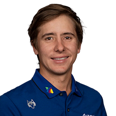 Featured FlightScope Tour Player Carlos Ortiz