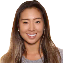 Featured FlightScope Tour Player Cindy Ha